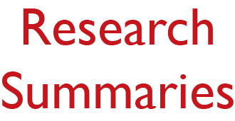 Research Summaries